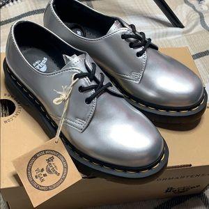 NWT Dr Martens 1461 Vegan Derby shoes